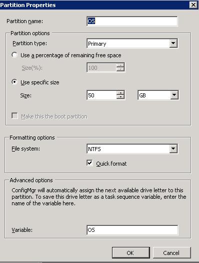 SCCM Windows 7 – Zero Touch Installation incl  Bitlocker  